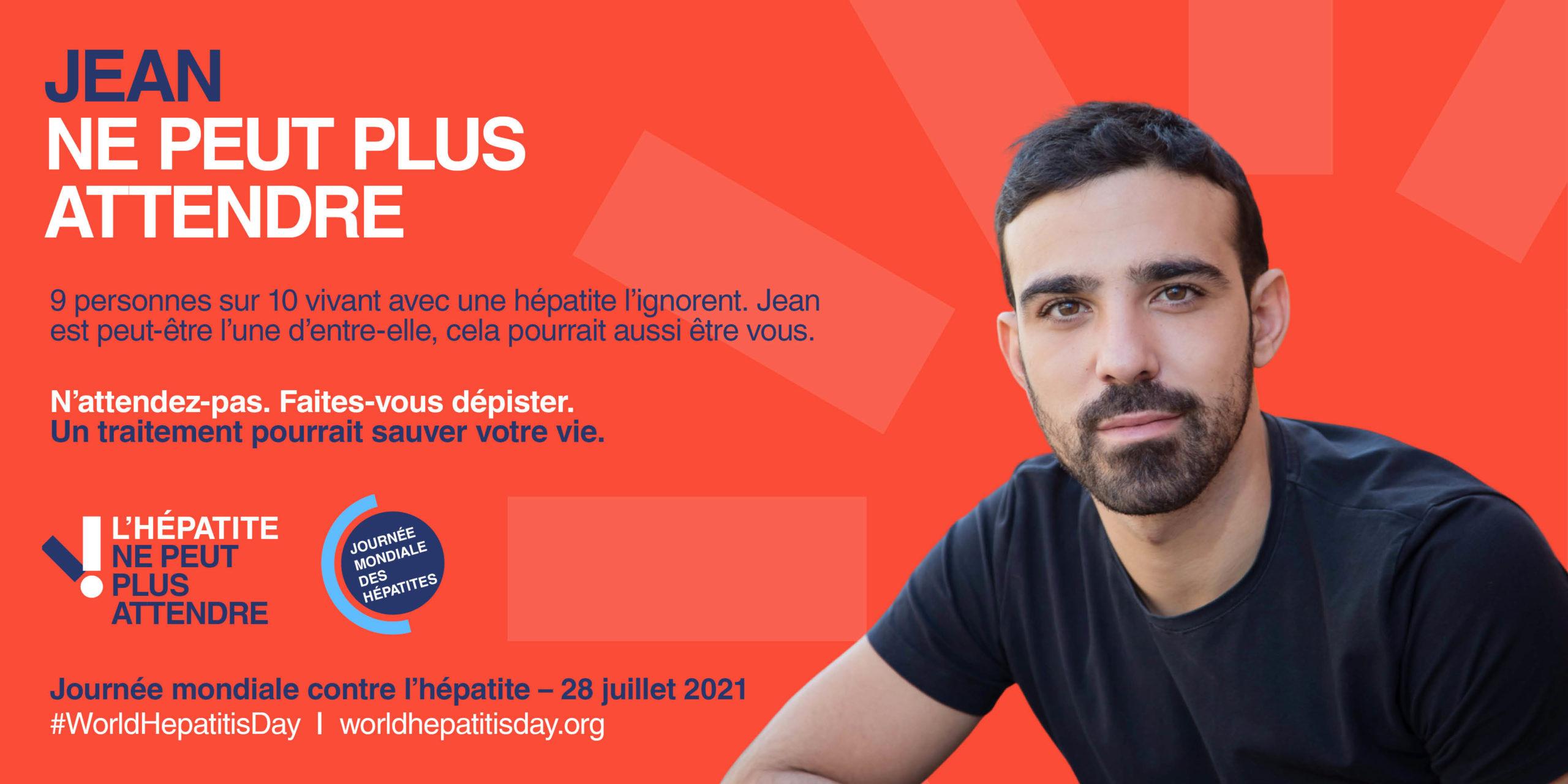 Journée mondiale de l'hépatite 2021