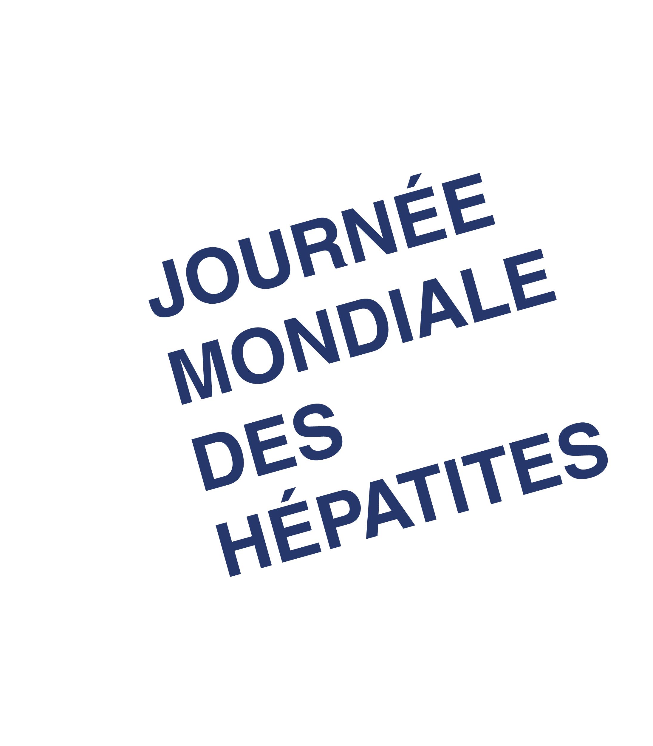 World Hepatitis Day reversed French