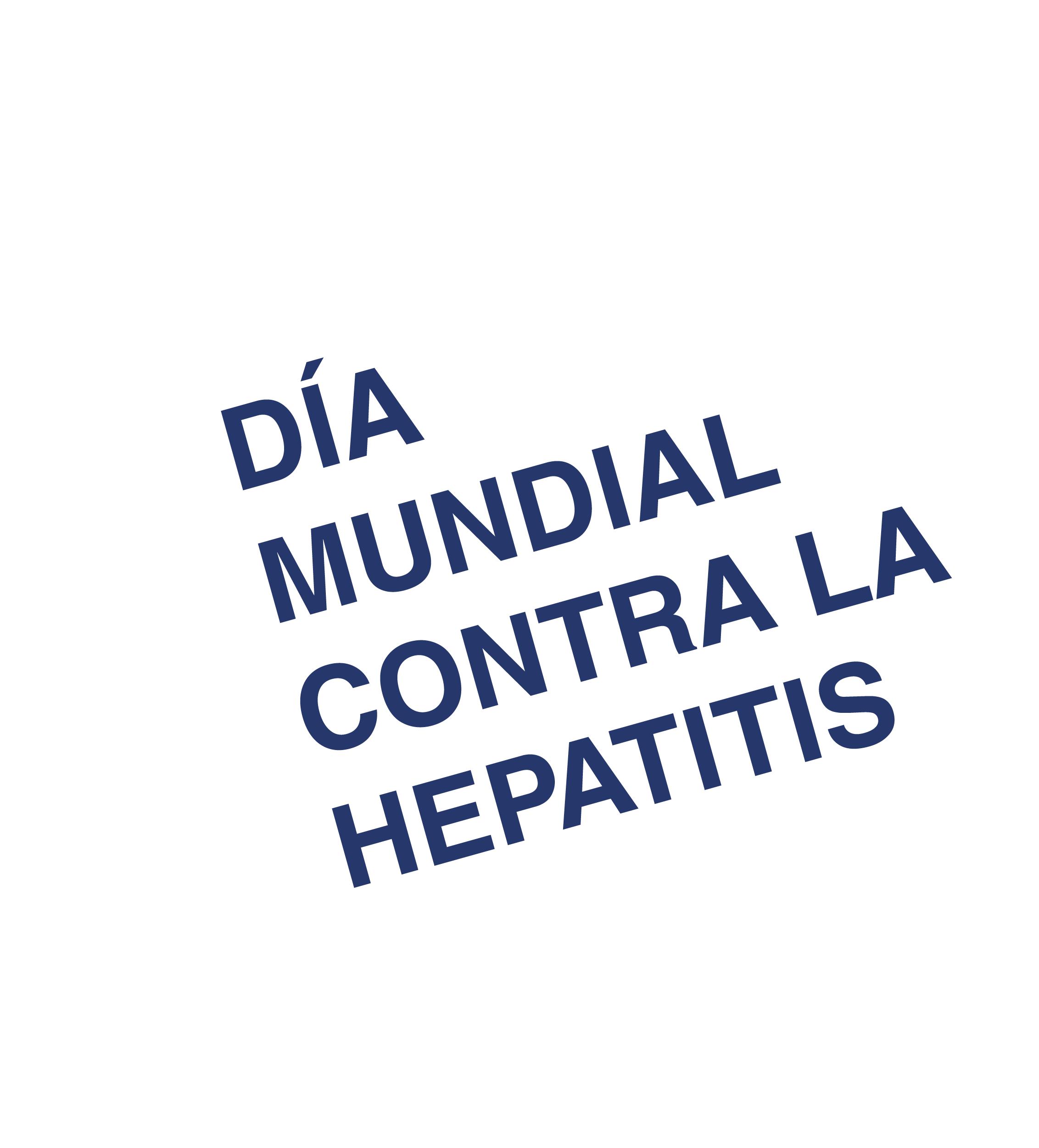 World Hepatitis Day reversed Spanish